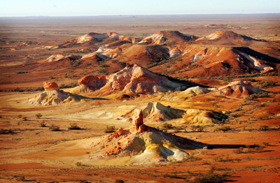 The Painted Desert Coober Pedy